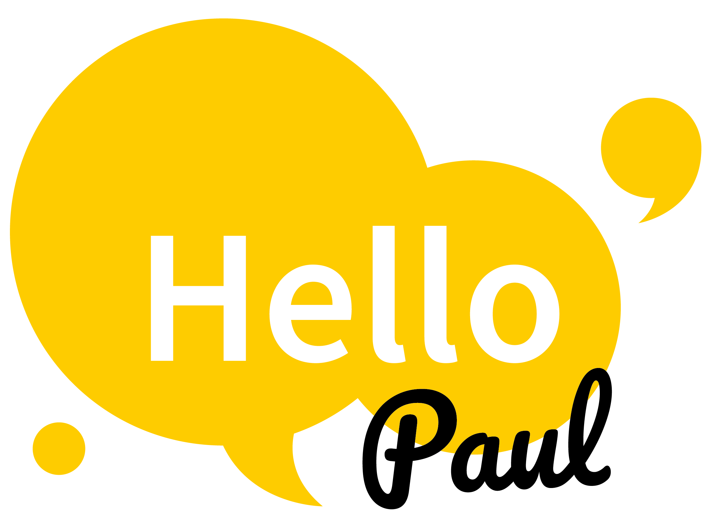 Logo Hello Paul